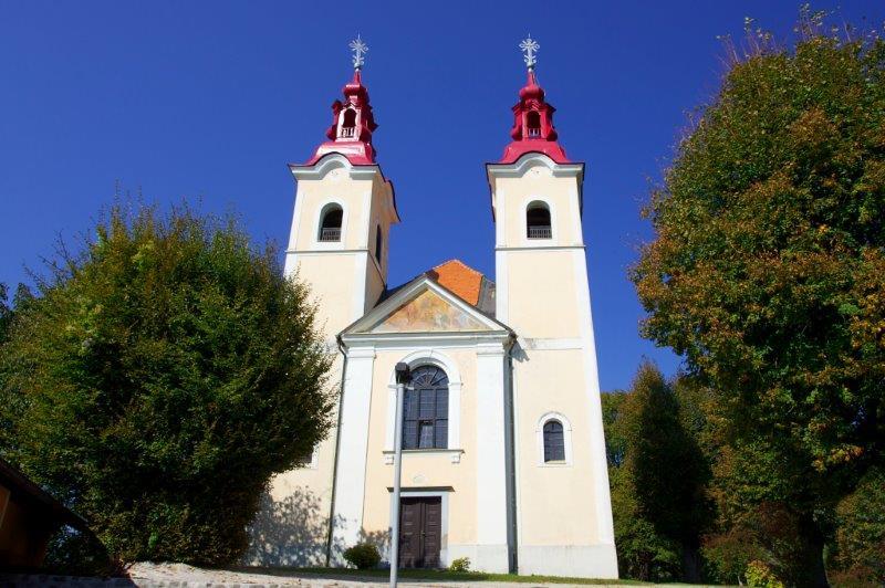 Frankolovo cerkev trojica2