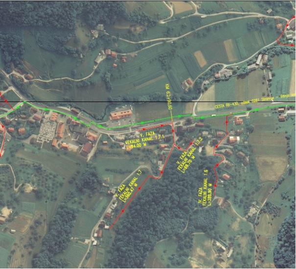 Izgradnja sekundarne kanalizacije Frankolovo